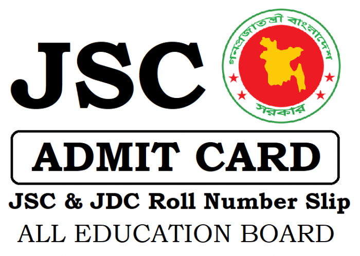 JSC Admit Card 2019